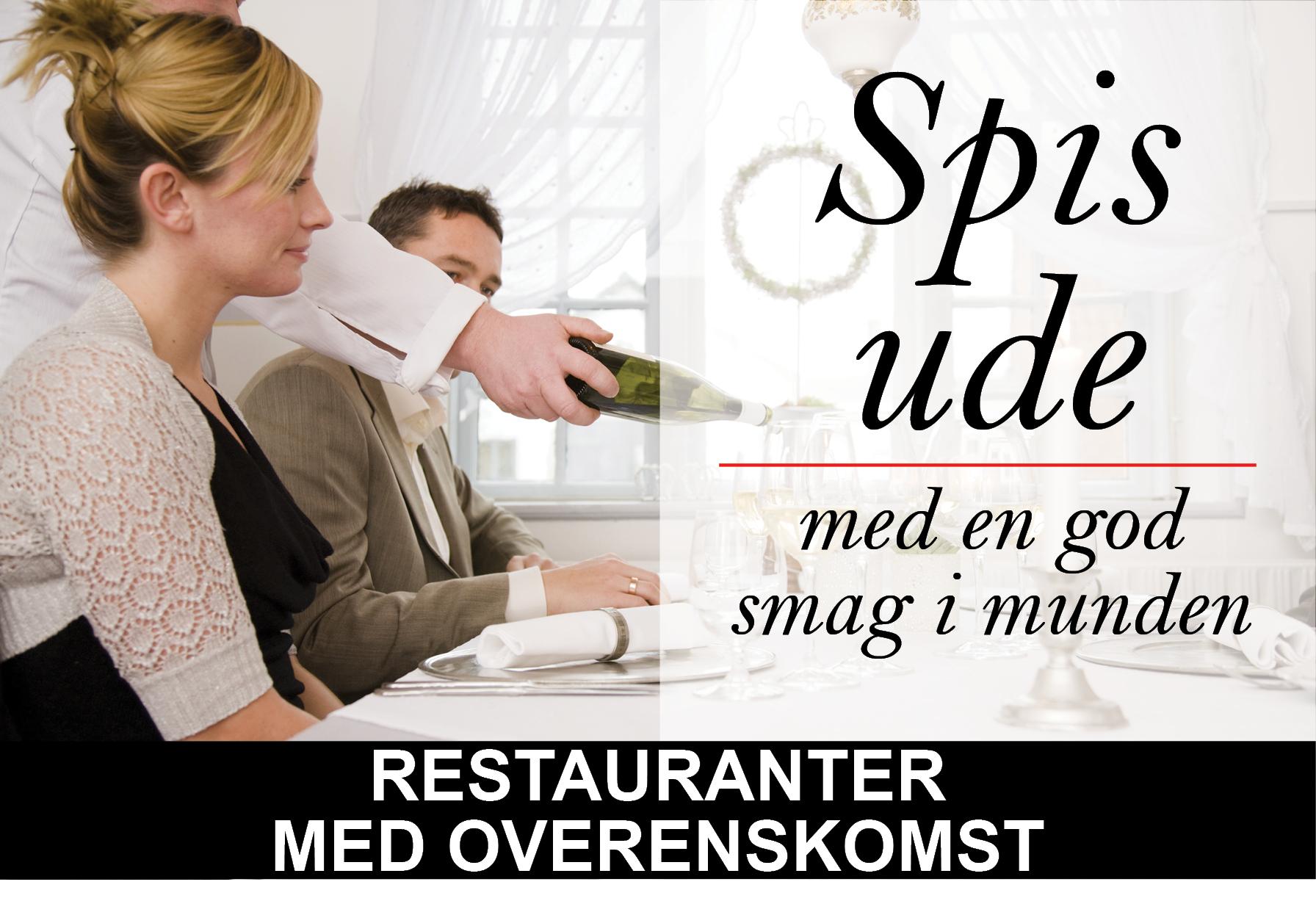 Restauranter med overenskomst